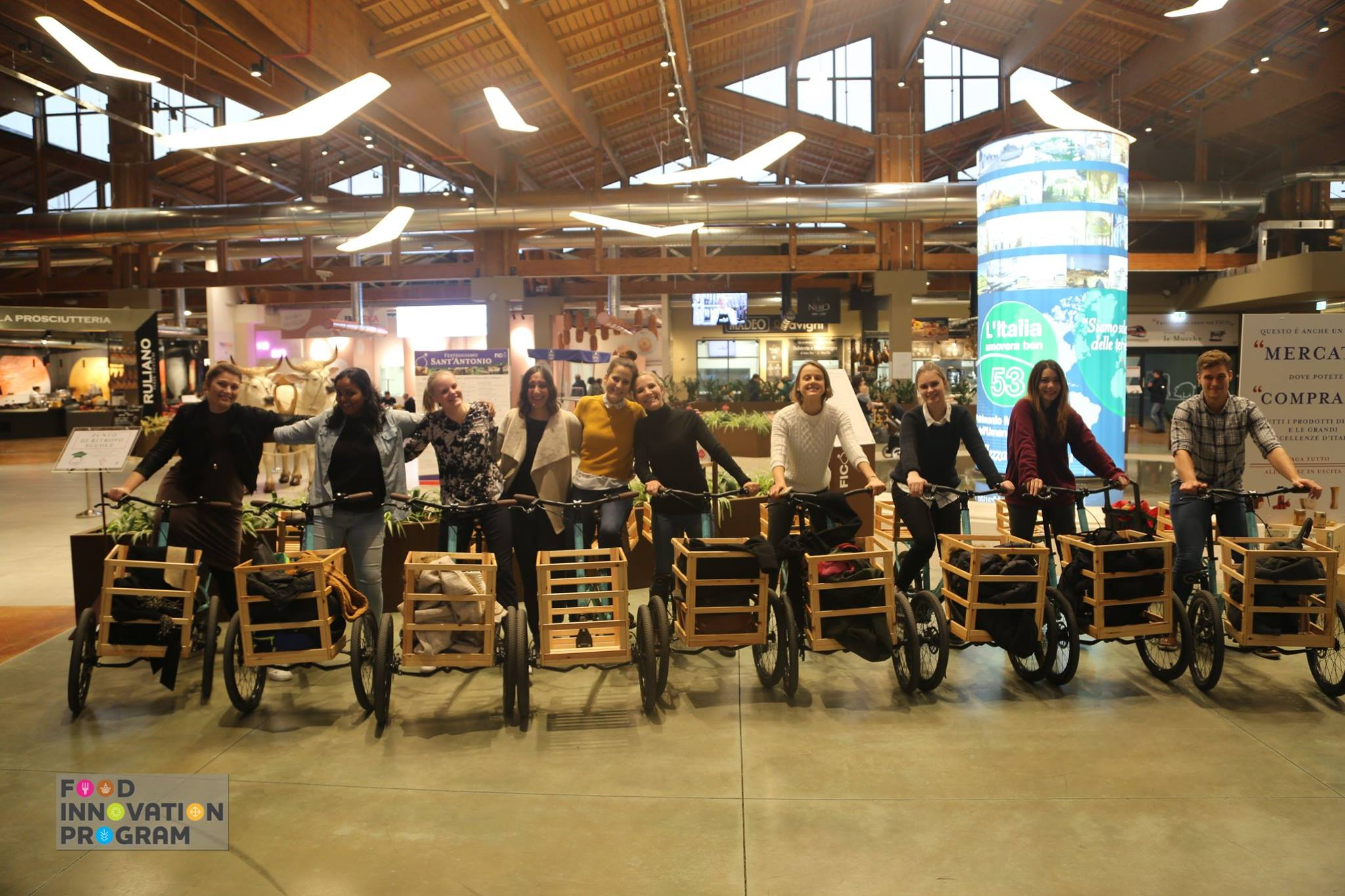 FIP 3.0 OPENING AT FICO EATALY WORLD