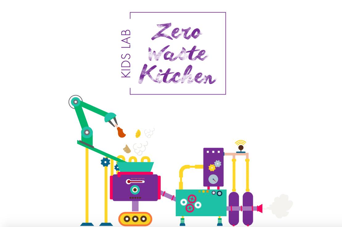 Zero Waste Kitchen Kids lab