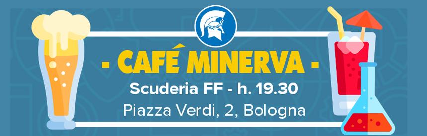 Café Minerva: La fantascienza al giorno d'oggi