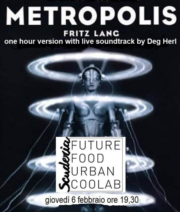 Deg Herl - Metropolis Live soundtrack
